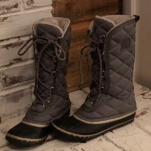 Sorel tall boots size 7.5